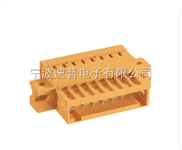 2-24通道针型连接器带固定器(SP438橙色)