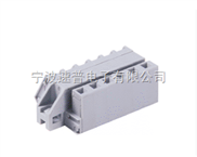 2-24通道孔型弯头连接器带固定器(SP450灰色)
