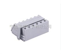 2-24通道孔型弯头连接器带销钉(SP450灰色)