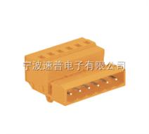 2-12通道针型连接器带销钉(SP458橙色)