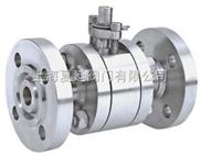 Q41N-不锈钢高压球阀-上海夏延阀门厂