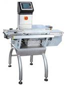动态不锈钢滑落式不合格剔除重量识别机