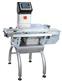 動態不銹鋼滑落式不合格剔除重量識別機