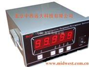 在线氧气分析仪(含纯度报警)  型号:SHXA40/P860-4O(100ppm-21.00%)