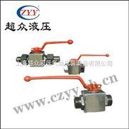 YJZQ-H15N系列液压球阀