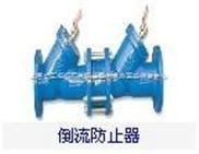 H44X(SFCV)系列橡胶瓣止回阀