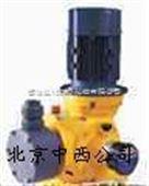 机械隔膜计量泵 型号:ZX7M-GM0500PR1MNN