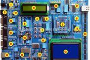 PIC单片机综合开发实验系统 型号:QLdsPIC3