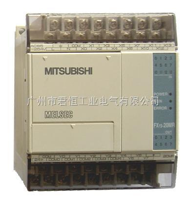 全新日本三菱fx1s-20mr-001/fx1s-20mr-d