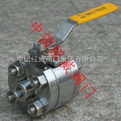 q11f-内螺纹锻钢球阀图片
