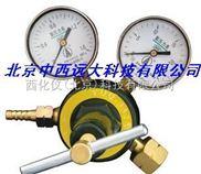 氢气减压阀 型号:SJF55-YQQ-352