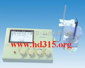 指针式电导率仪(国产) 型 号:XV75DDS-11A