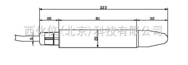 土壤水势传感器 =-型号:xst-pf
