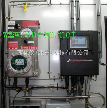 高/低浓度的硫化氢分析仪 美国 型号:JKY/220/M315126