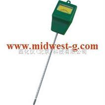 花盆式土壤PH计/土壤酸碱度测试表(国产) 型号:XV76PH-300