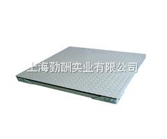 上海电子地磅(1*1)双层地磅/碳钢小地磅