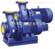 ISW卧式热水管道离心泵