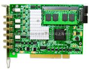 阿尔泰40MS/s14位4路同步高速数据采集卡PCI8504