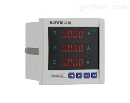 数显电流表多功能电力仪表