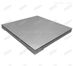 1吨不锈钢电子地磅 工业小地磅电子秤