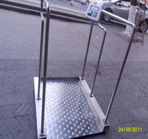 防水300KG轮椅秤,医用轮椅秤