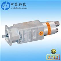 喷漆作业环境防爆伺服电机EX310EAPR1200
