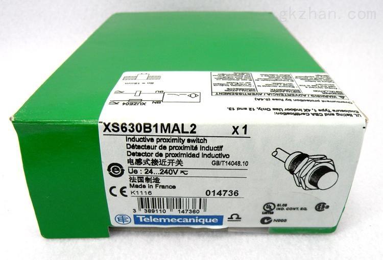 xs612b3dam12施耐德接近开关全系列