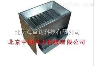 横格式分样器(铁板) 国产 型号:BJZX-HGT-I