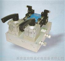 水轮发电机组制动阀组ZFG隔离制动阀组