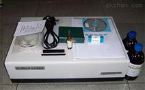 甘肃  精创鑫供应JC-OIL8U型水中油份浓度测定仪(红外测油仪)