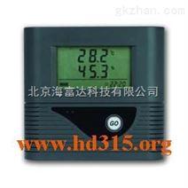 -2路短信报警温湿度记录仪(国产,外置探头,1路报价) 型号:XN5YBJL-8908-1W