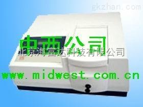 紫外分光光度计(190-1100nm、2nm带宽) 型号:M403458