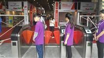 广州翼梭旅游景区售检票系统