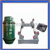 常熟2吨电子钢瓶秤,2T氯瓶电子秤带报警