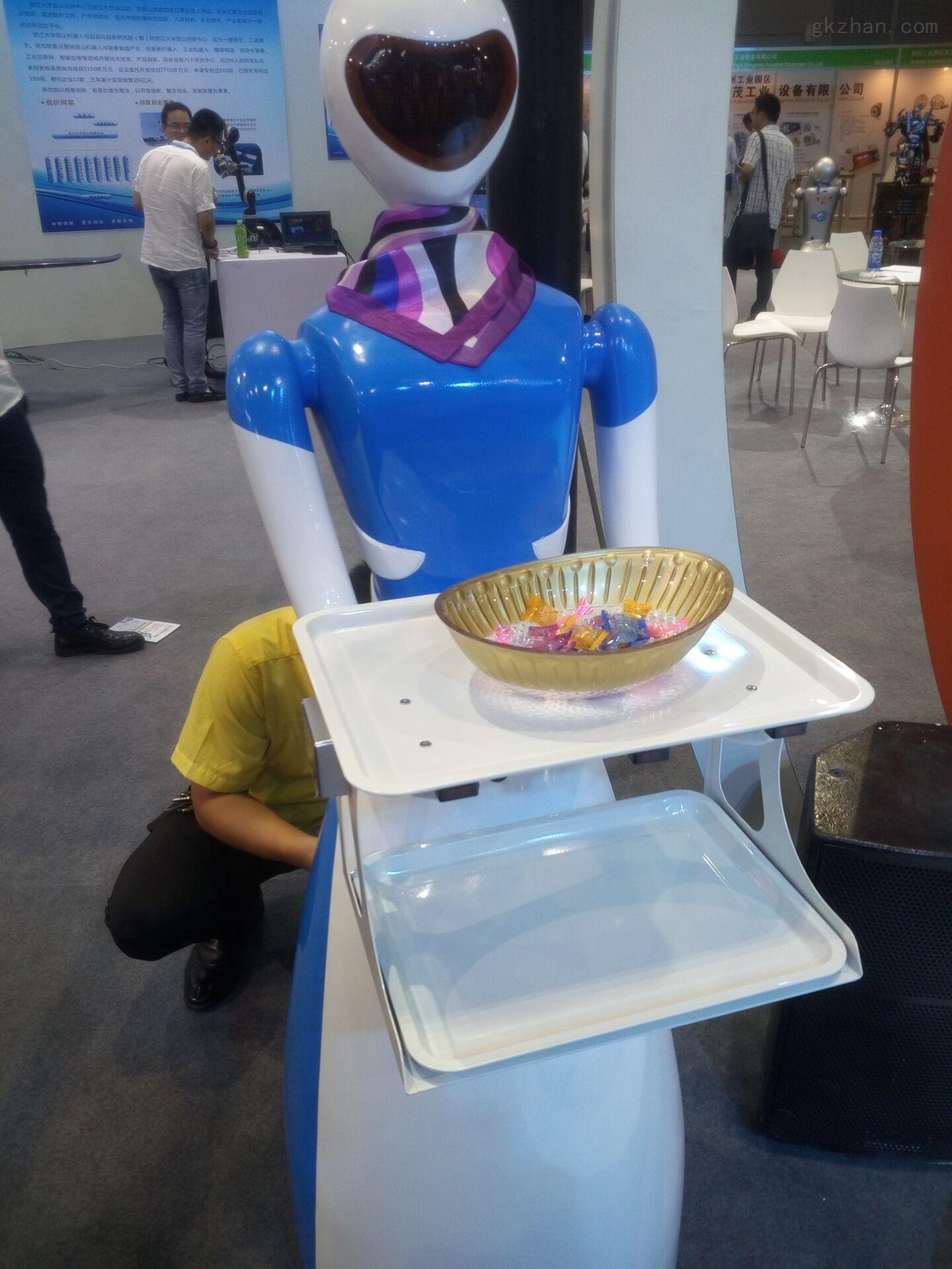 多功能餐饮机器人