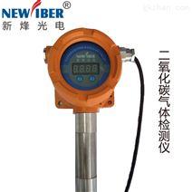 二氧化碳泄漏检测仪_激光CO2探测器_功耗低