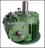 WHC400圆弧齿圆柱蜗杆减速机