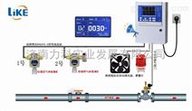 实时检测氢气浓度报警器 氢气探测器厂家