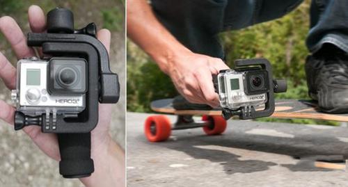 3D打印相机支架STABYLIZR 轻便坚固且耐用