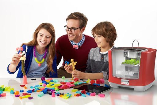 培养孩子科技兴趣 Mattel推出玩具3D打印机