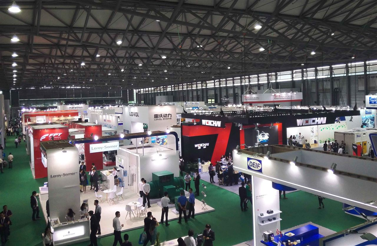GPOWER2016中国动力展5月盛大亮相上海