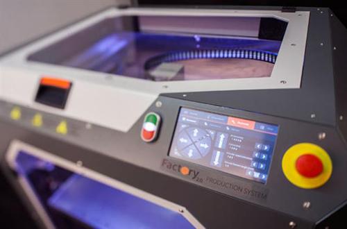 工业级3D打印机Factory-Ⅱ 成本仅同类设备20%