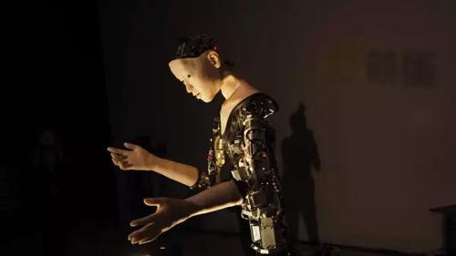 """日本研发出一款无限接近于""""活物""""的机器人"""