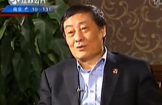 专访娃哈哈集团董事长宗庆后