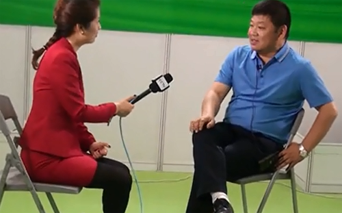 专访默纳克电梯有限公司董事长李发明