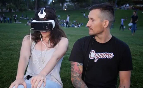 旧金山街访:VR全景视频体验 会不会成为下一个快播