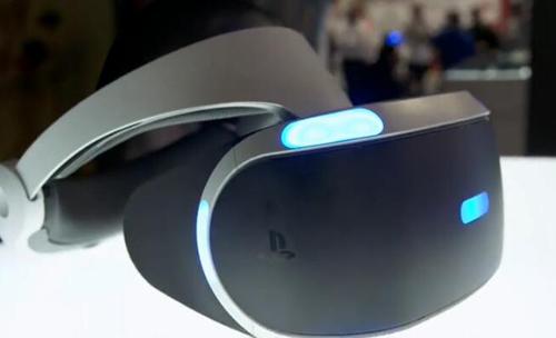 """""""VR 新姿勢"""":索尼出手槍控制器 口袋妖怪萌寵來襲"""
