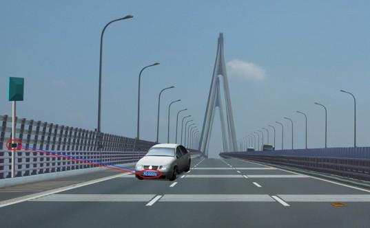 纸质桥梁设计图简单