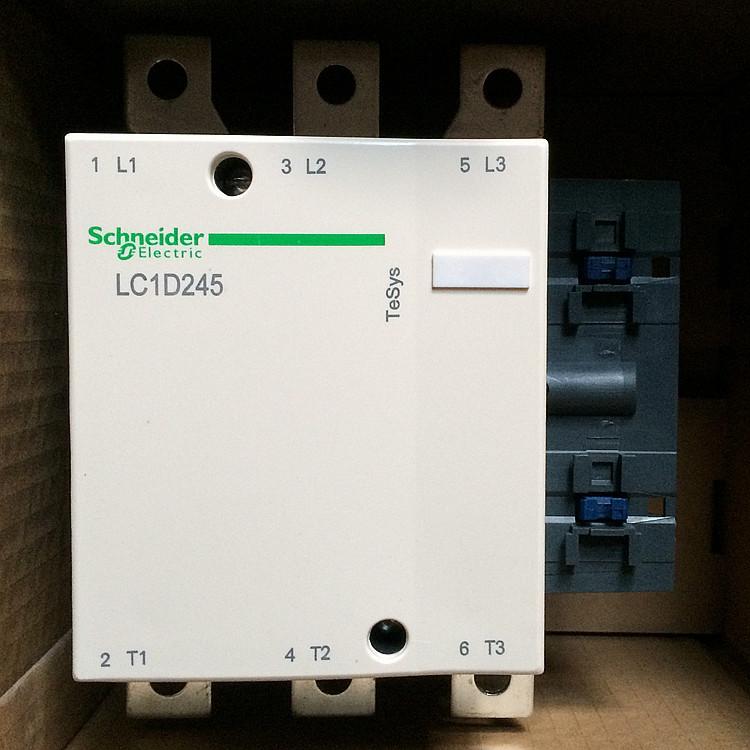 lc1-d245-施耐德交流接触器