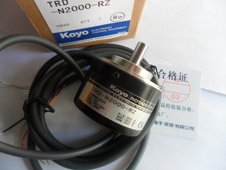 光洋koyo编码器trd-na1024nw